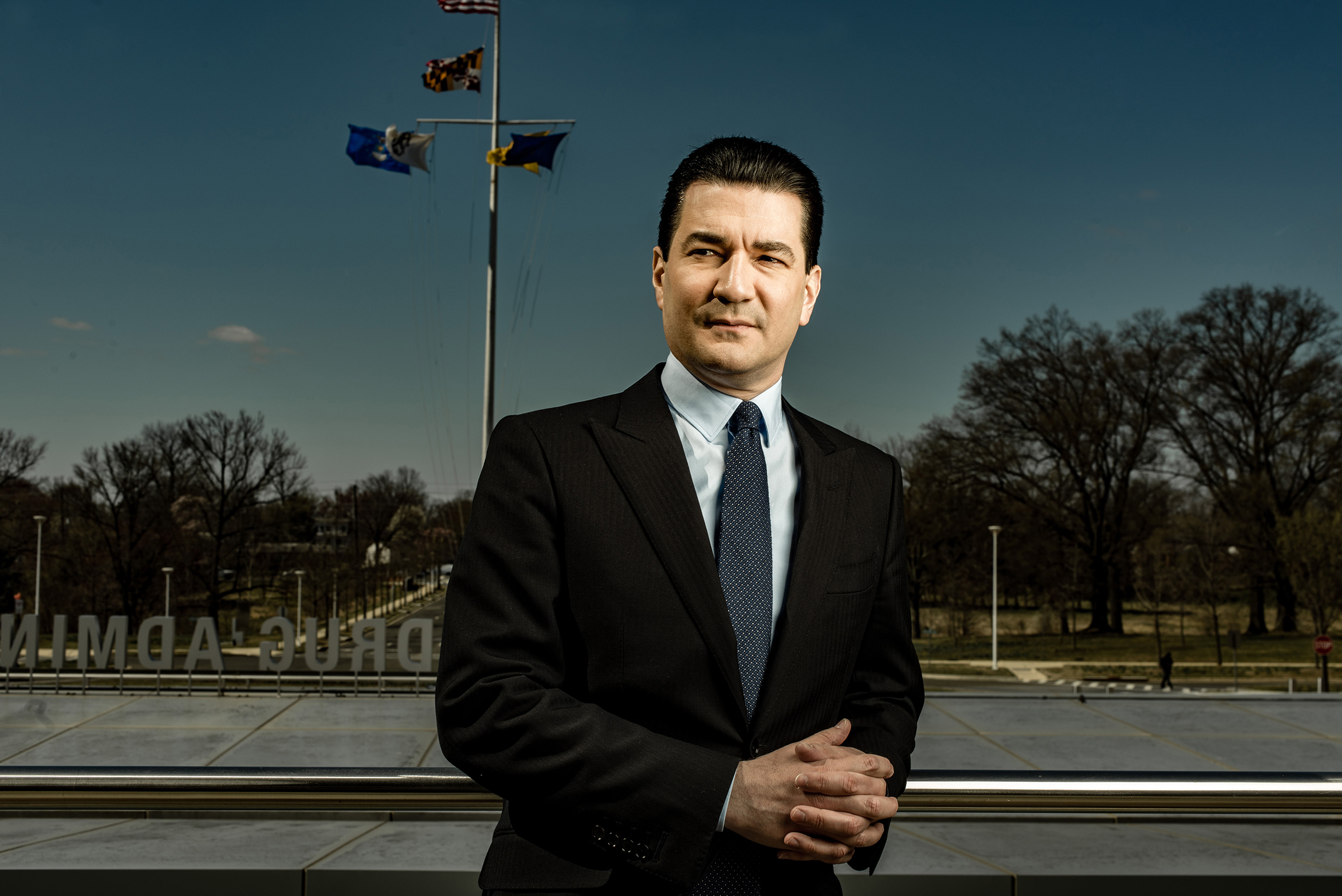 It tortures me that I'm not there helping the agency through this.  —Dr. Scott Gottlieb, former FDA commissioner