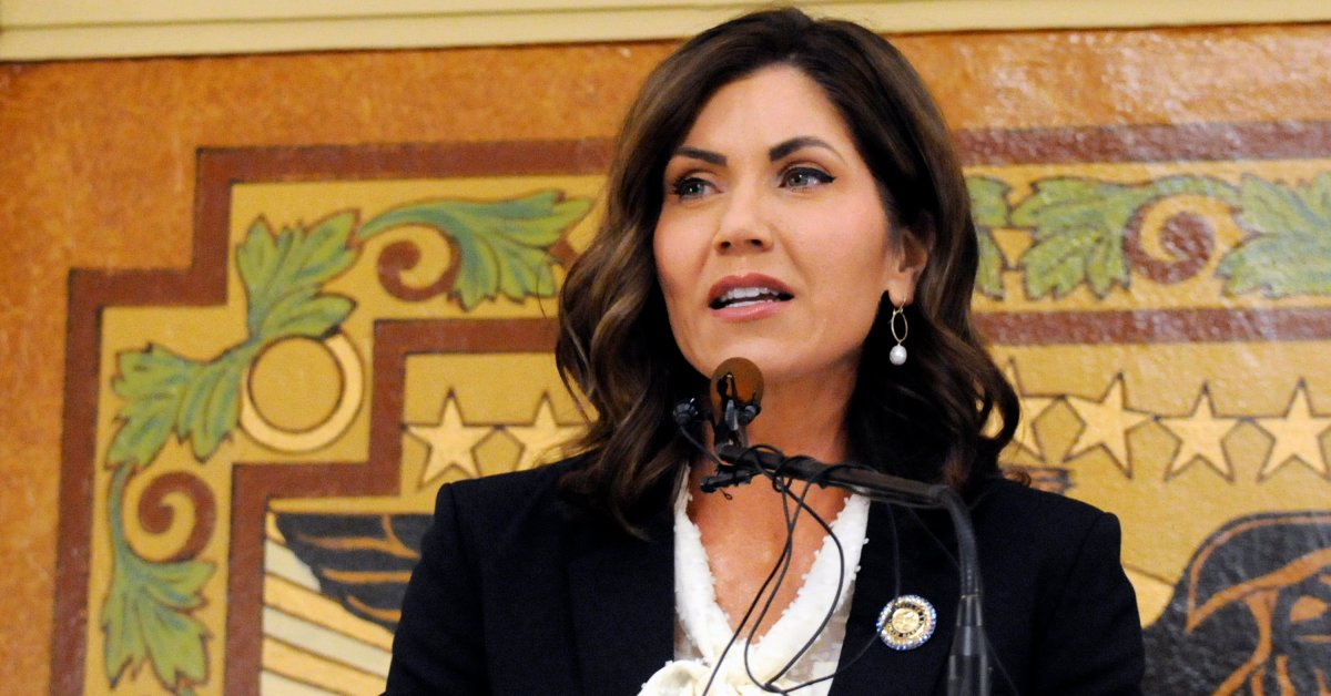 South Dakota Governor Demands Tribe Leaders Remove Checkpoints...