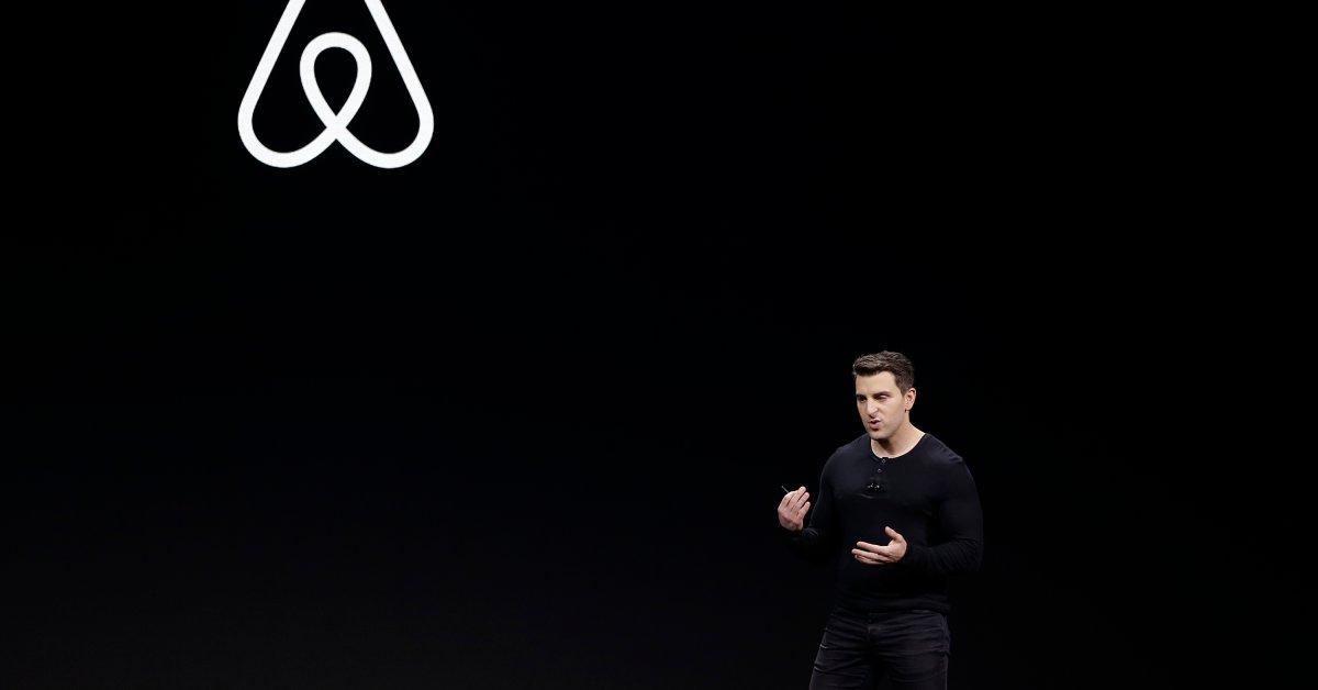 Airbnb увольняет 1900 сотрудников из-за сокращения поездок thumbnail