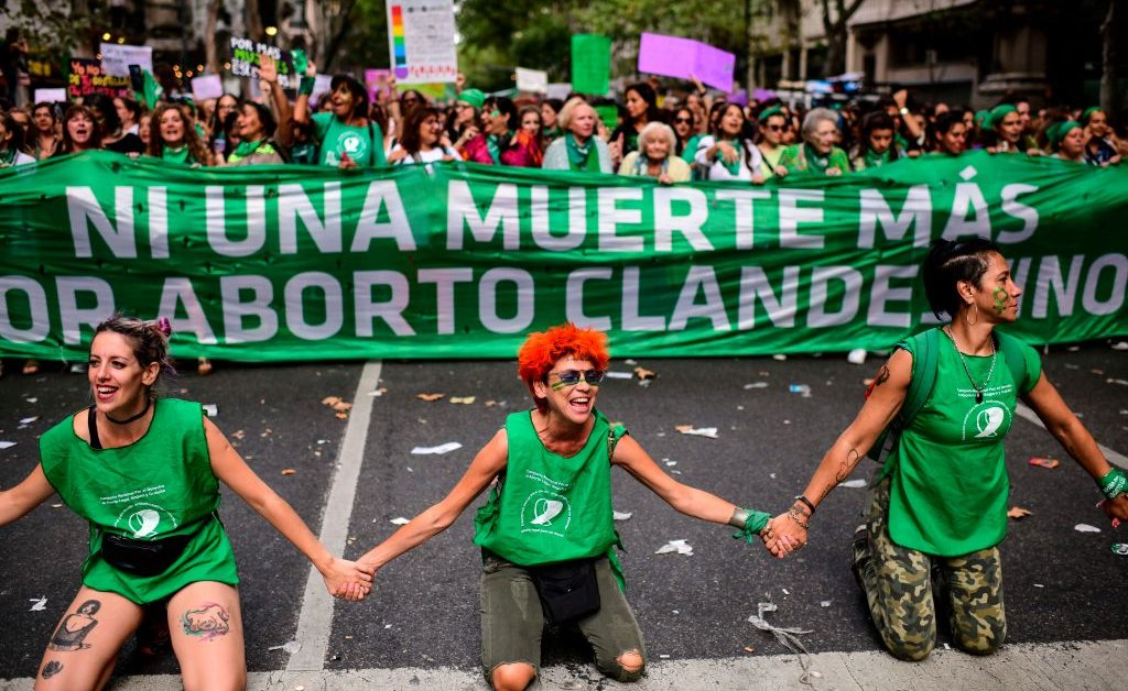 How Women in Argentina Are Getting Abortions During COVID-19 | Time