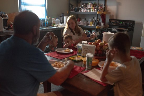 Christina Thomason, 39, small-Business owner Dwayne Thomason, 56, field-service manager Tecumseh, Okla