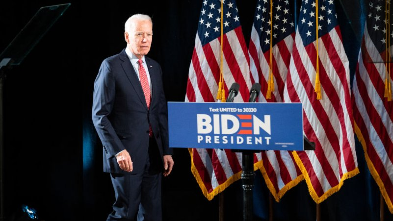 How Joe Biden Changed the 2020 Veepstakes