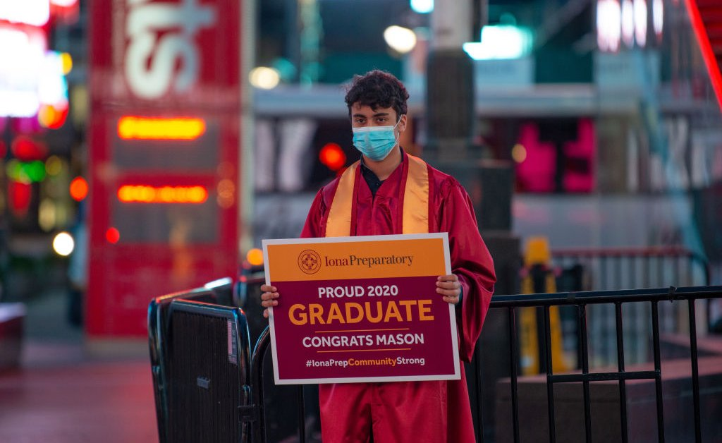 Watch the Class of 2020 Share What It's Like to Graduate in the COVID-19 Pandemic