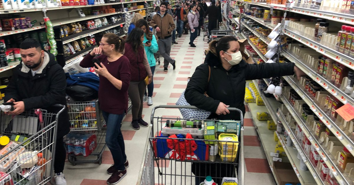 Mothers Who Rely on Federal Food Aid Struggle to Get Groceries Safely During the Covid-19 Outbreak
