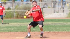 COVID-19: Seniors Are Traveling to Play Softball