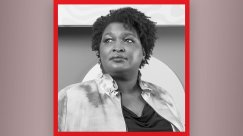 Why Stacey Abrams Has Been Candid About Wanting to Be Vice President