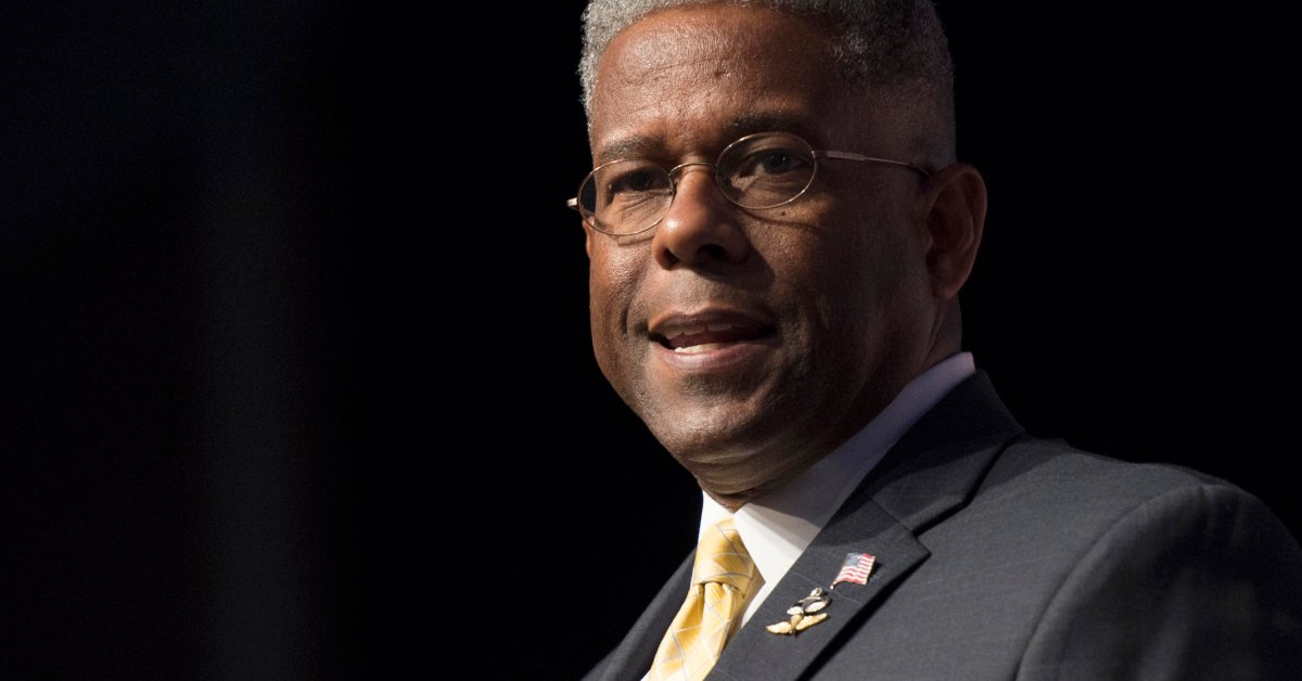 Former Rep. Allen West Injured in Motorcycle Crash After Texas Reopening Rally