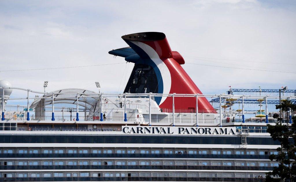 Carnival Cruise Line объявляет о планах возобновления плавания в США в августе thumbnail