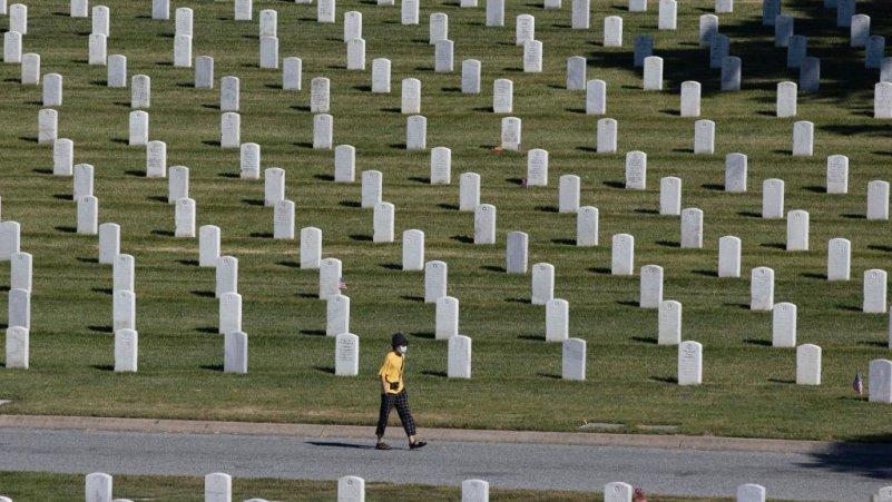 100,000 Americans Dead
