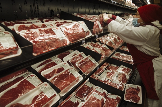 Stew Leonard's Amid Potential Meat Shortages And Supermarket Safety Implementations