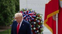 Trump Honors Service Members Amid Pandemic