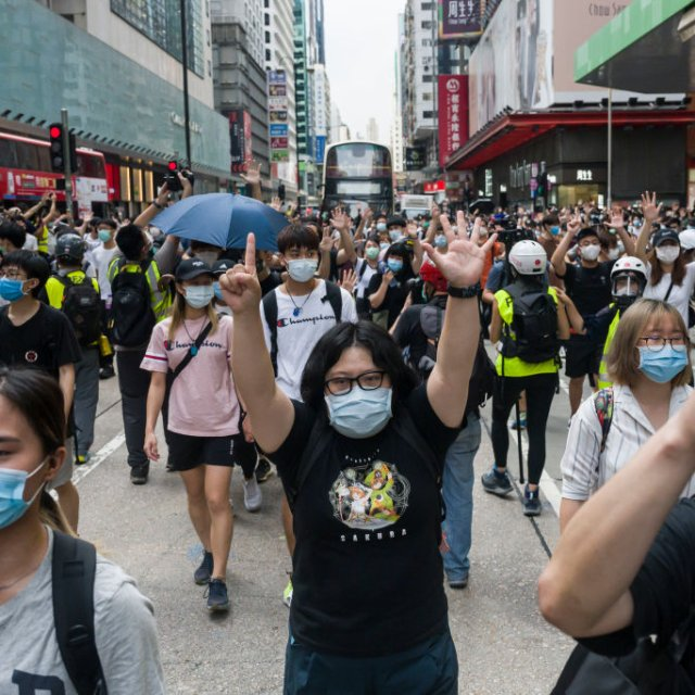 'A Sad Result.' U.S. Says Hong Kong No Longer Autonomous