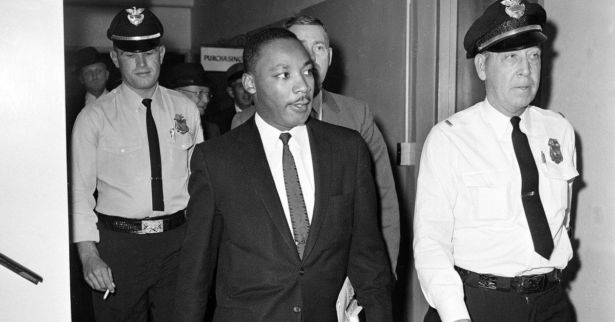 Как необоснованный проездной билет Мартина Лютера Кинга-младшего изменил курс истории thumbnail