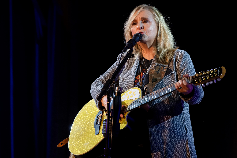 Melissa Etheridge performs on January 22, 2019 in Los Angeles, California.