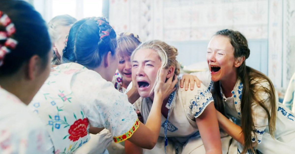 The Internet Is Taking This Spooky Midsommar Moment and Running With It thumbnail