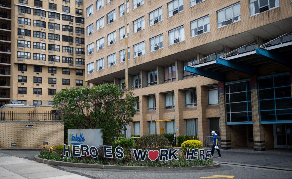 В Нью-Йорке два раза в неделю требуются тесты на коронавирус для сотрудников дома престарелых thumbnail