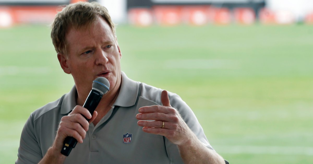 Some NFL Teams Allowed to Reopen Training Facilities, Commissioner Announces