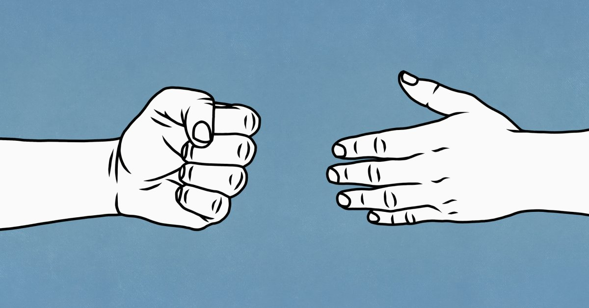 COVID-19 Killed the Handshake. What Will Replace It?   Time