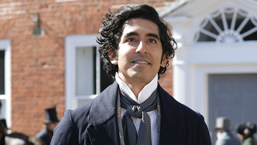 Dev Patel in The Personal History of David Copperfield