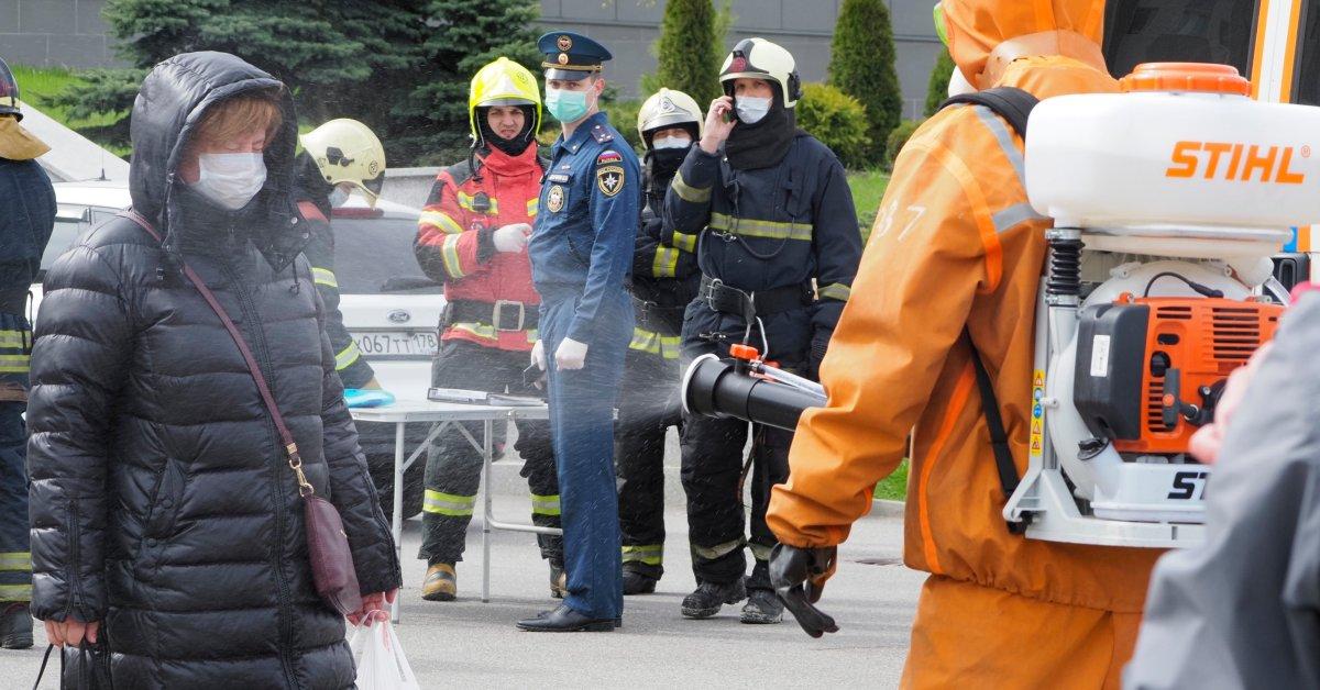 5 российских пациентов с коронавирусом были убиты в результате пожара вентилятора в больнице thumbnail