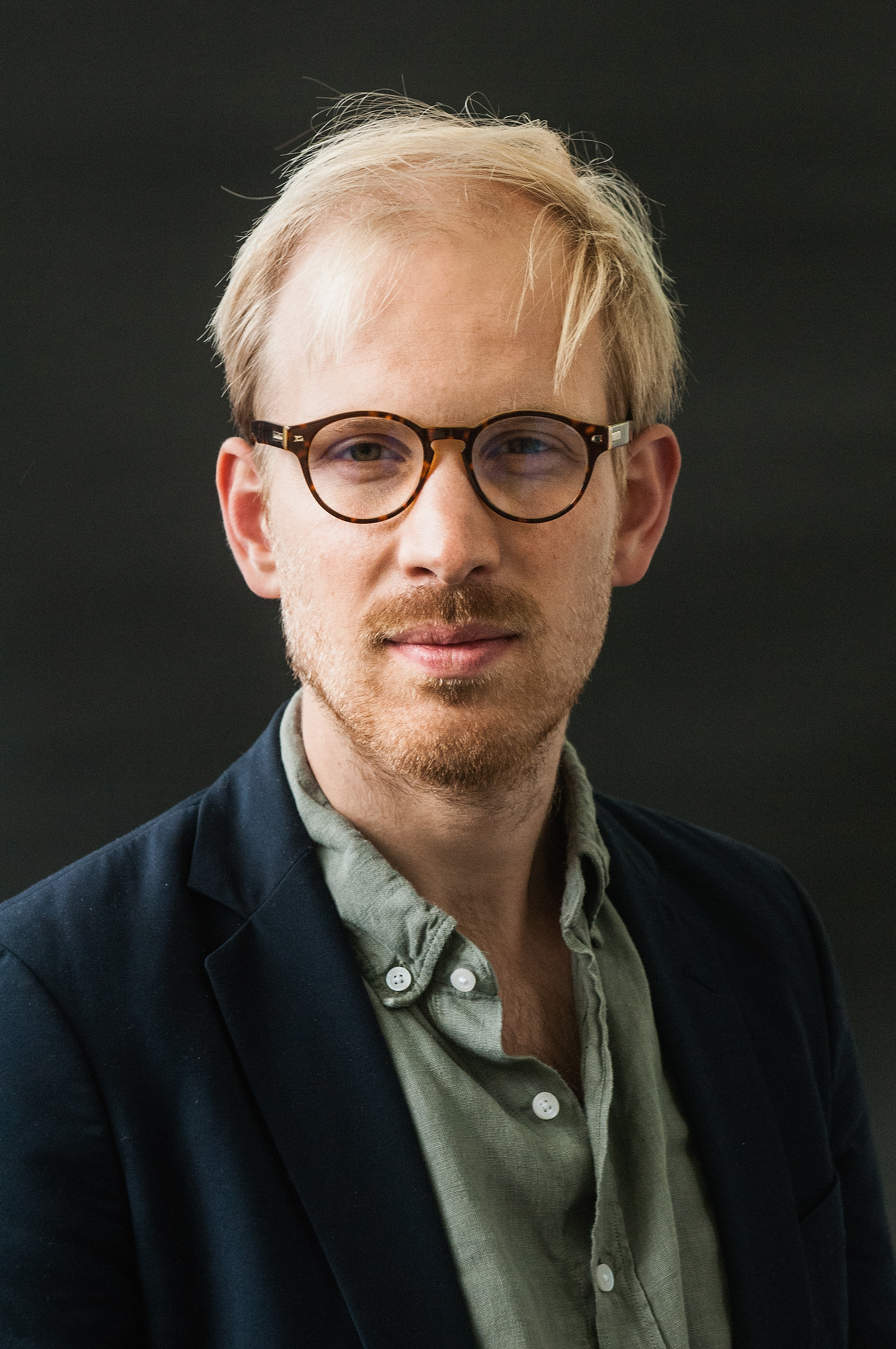 Dutch historian Rutger Bregman, author of 'Humankind'
