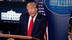 Trump Declares Churches 'Essential'