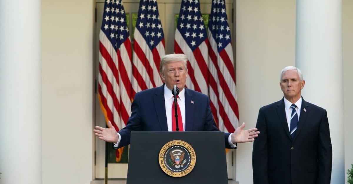 Личные данные доцента президента Трампа положительные на коронавирус thumbnail