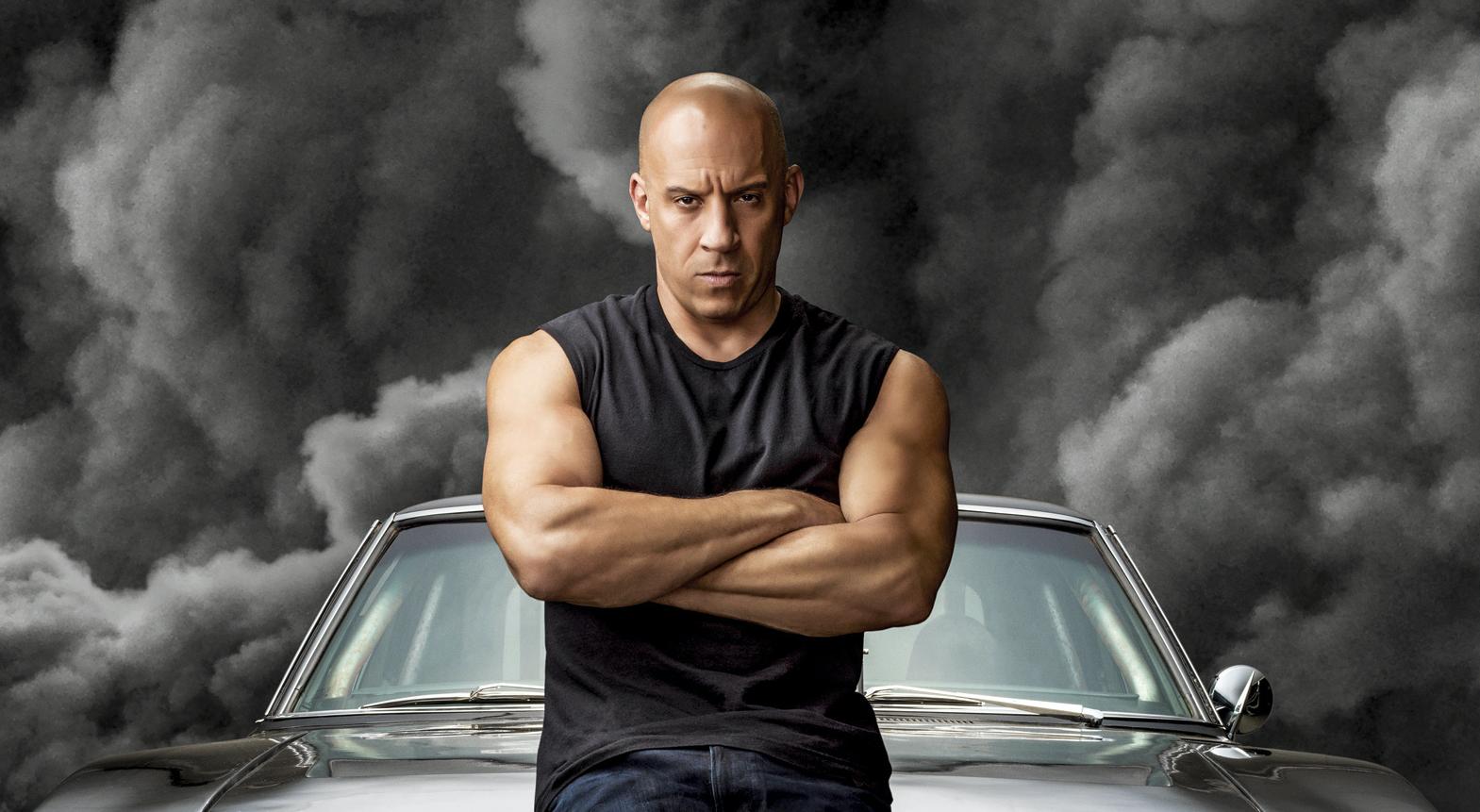 Vin Diesel in Fast & Furious 9