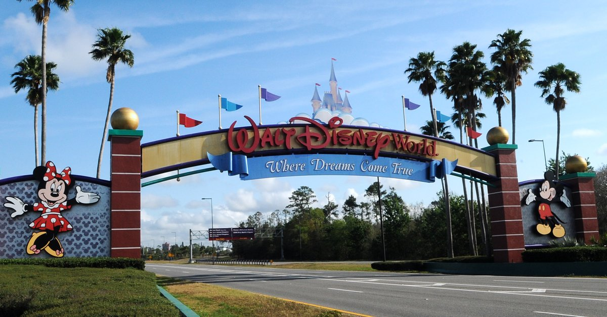 Disney World Sketches Out Tiered Reopening Plan With Social Distancing Modifications