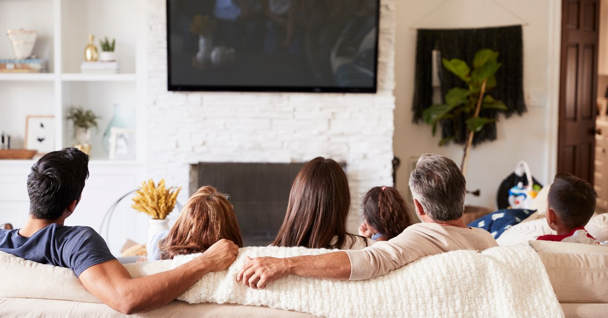 3 Stress-Free Ways to Share Your TV With Your Quarantine Companions