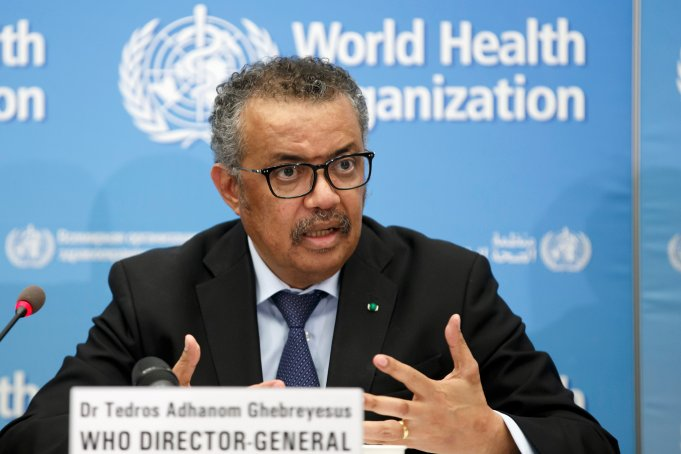 Director General of WHO