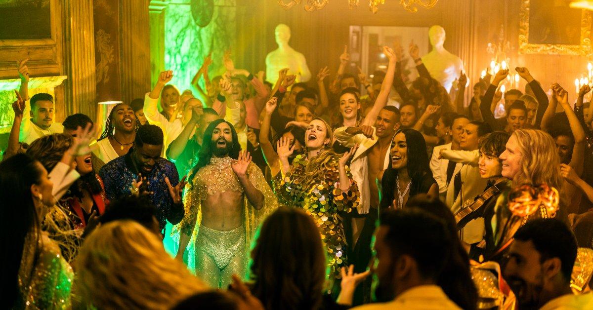 Настоящие звезды Евровидения на конкурсе новой комедии Netflix thumbnail