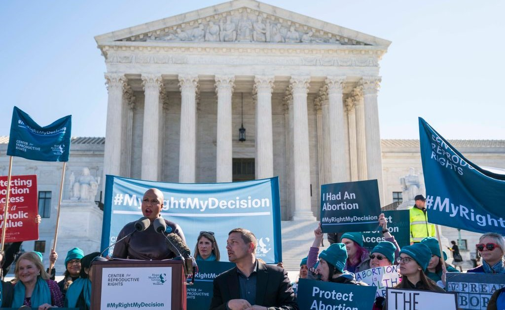 Supreme Court Strikes Down Louisiana Abortion Clinic Law