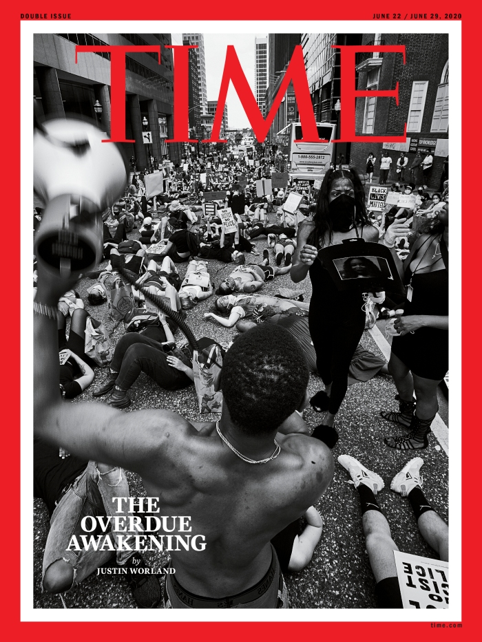 The Overdue Awakening Time Magazine Cover
