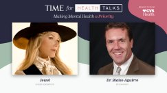 TIME for Health Talks: Making Mental Health a Priority