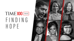 Watch TIME100 Talks: Finding Hope