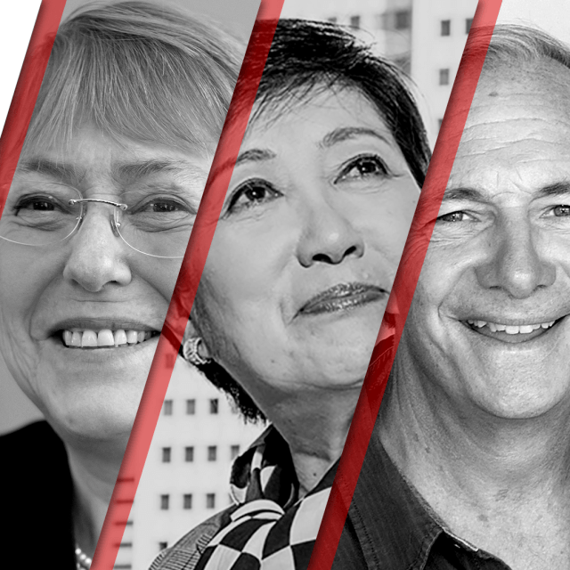 TIME100 Talks: Michelle Bachelet, Yuriko Koike and Ray Dalio