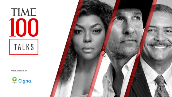 Check back on Thursday, Dec. 3 at 1 p.m. EST for live discussions with Taraji P. Henson, Matthew McConaughey, Tracie Jenkins and Daniel H. Gillison