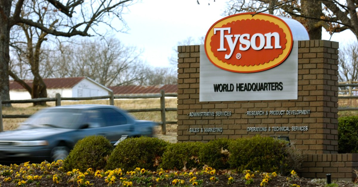 Почему Китай запретил импорт только с одной птицефабрики Tyson? thumbnail