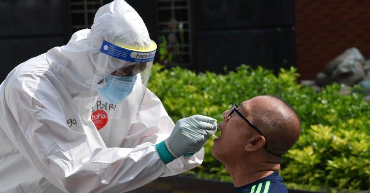 Всемирная организация здравоохранения сообщает о самом большом однодневном увеличении случаев заболевания коронавирусом thumbnail