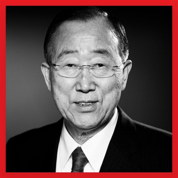 Former U.N. Secretary General Ban Ki-moon spoke about the need for global cooperation during his appearance at the TIME100 Talks on Wednesday, June 17, 2020.