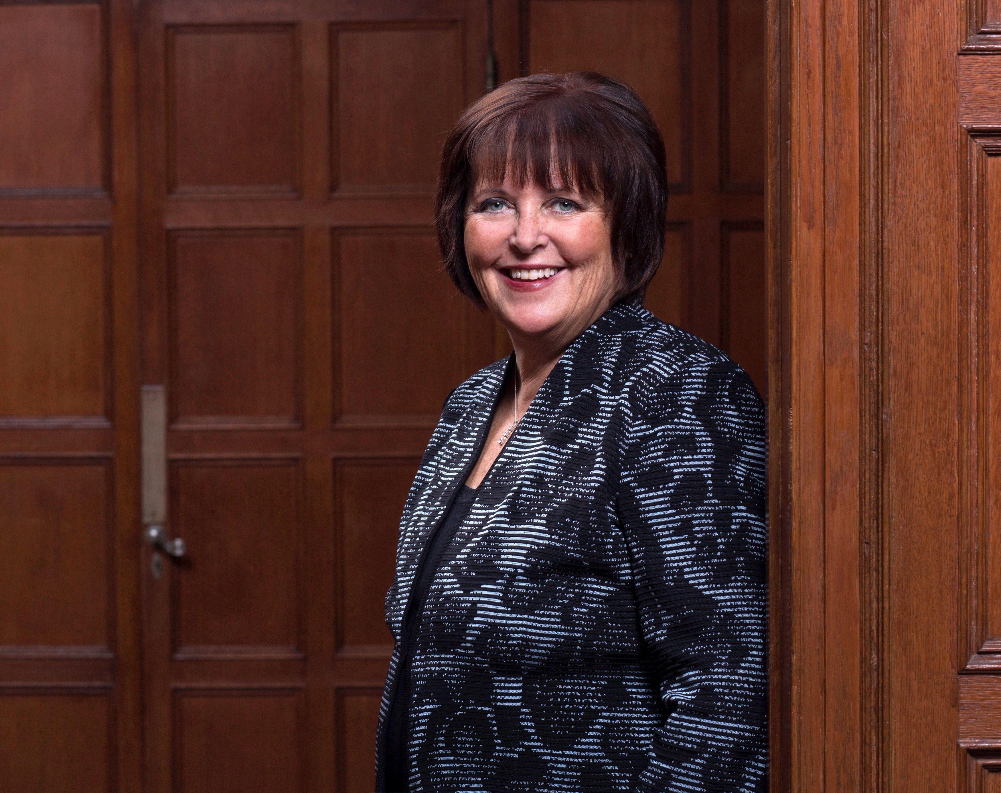 Synchrony CEO Margaret Keane