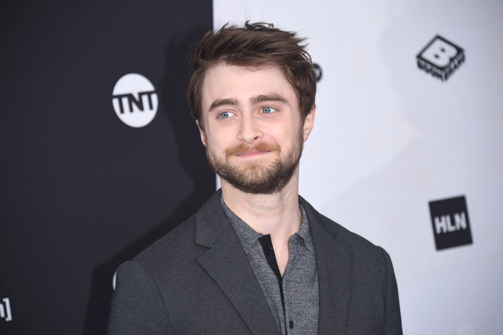 Daniel Radcliffe attends the 2018 Turner Upfront at One Penn Plaza on May 16, 2018 in New York City.