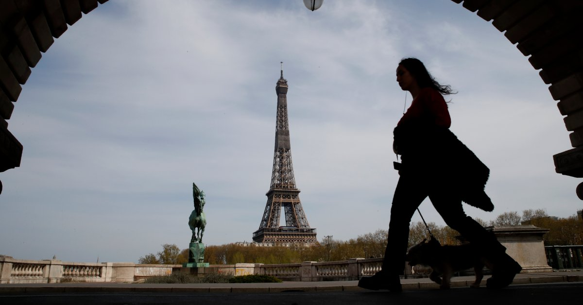 Europe Restricts Travelers From the U.S. as America`s...
