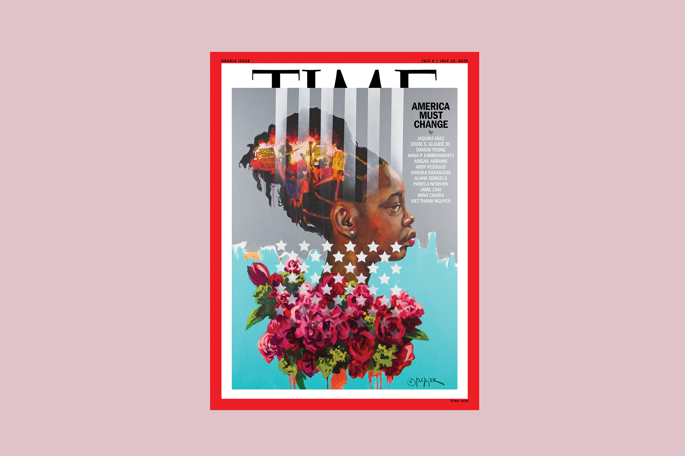 The Story Behind Time S America Must Change Cover Time