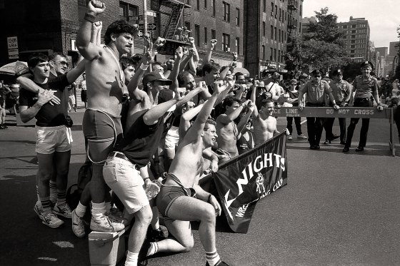 KNIGHTS Wrestling, NYC 1990