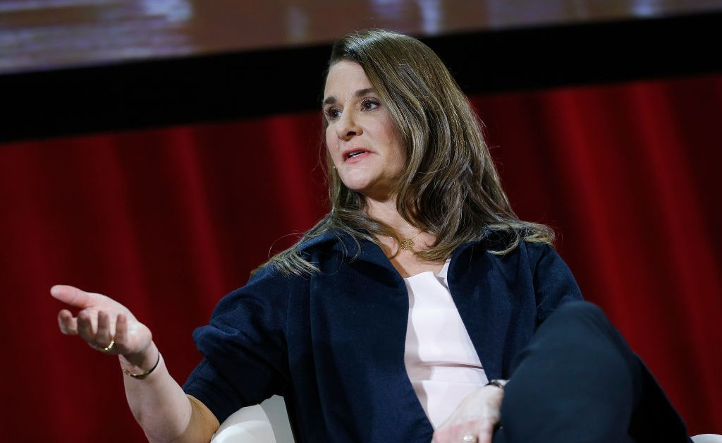 Melinda Gates' Big Concern For the Next Phase of COVID-19 ...