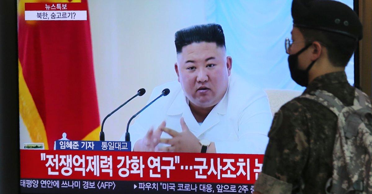 Ким из Северной Кореи останавливает военные действия против Юга после недели эскалации thumbnail