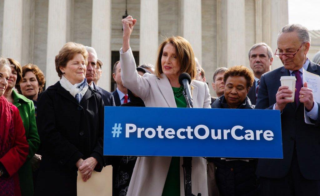 Администрация Трампа призывает положить конец Закону о доступном медицинском обслуживании в качестве пандемического всплеска thumbnail