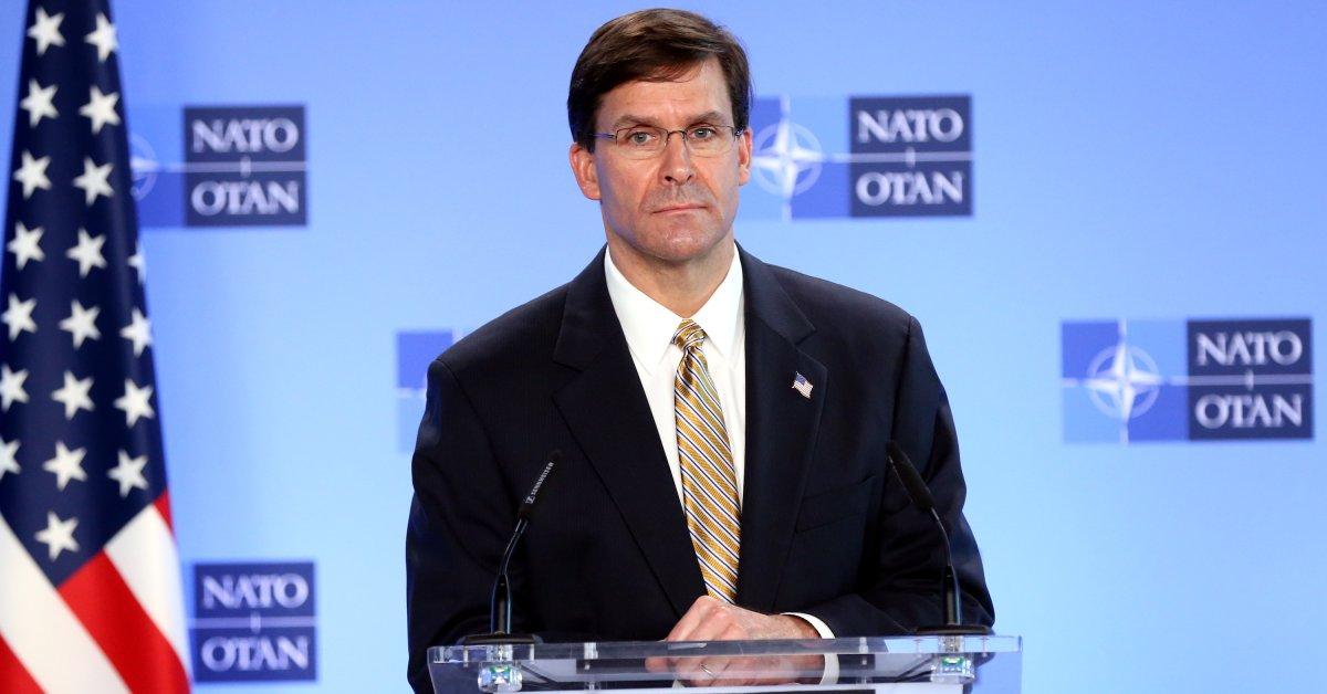 Pentagon Chief Attempts to Reassure NATO of U.S....